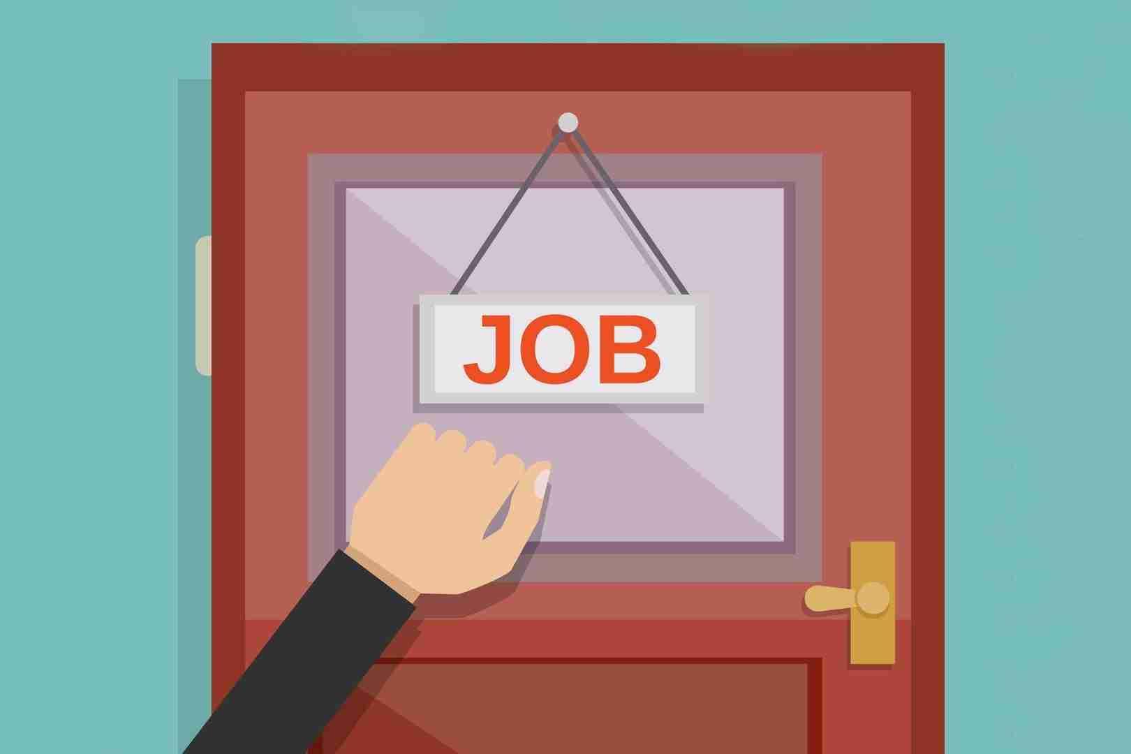 电子商务企业家精神随着失业率的上升而增长